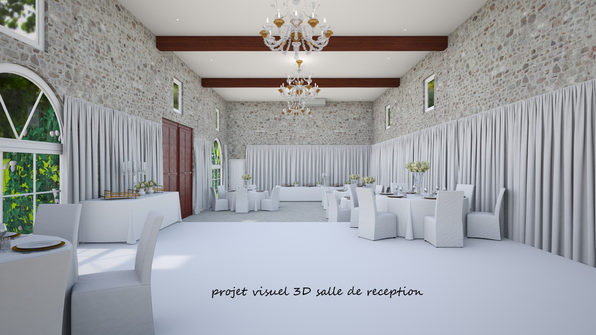 event room3D